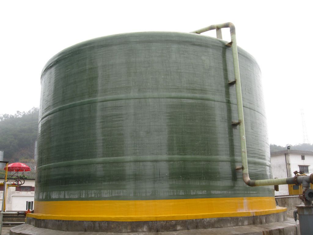 玻璃钢桶槽的使用要求