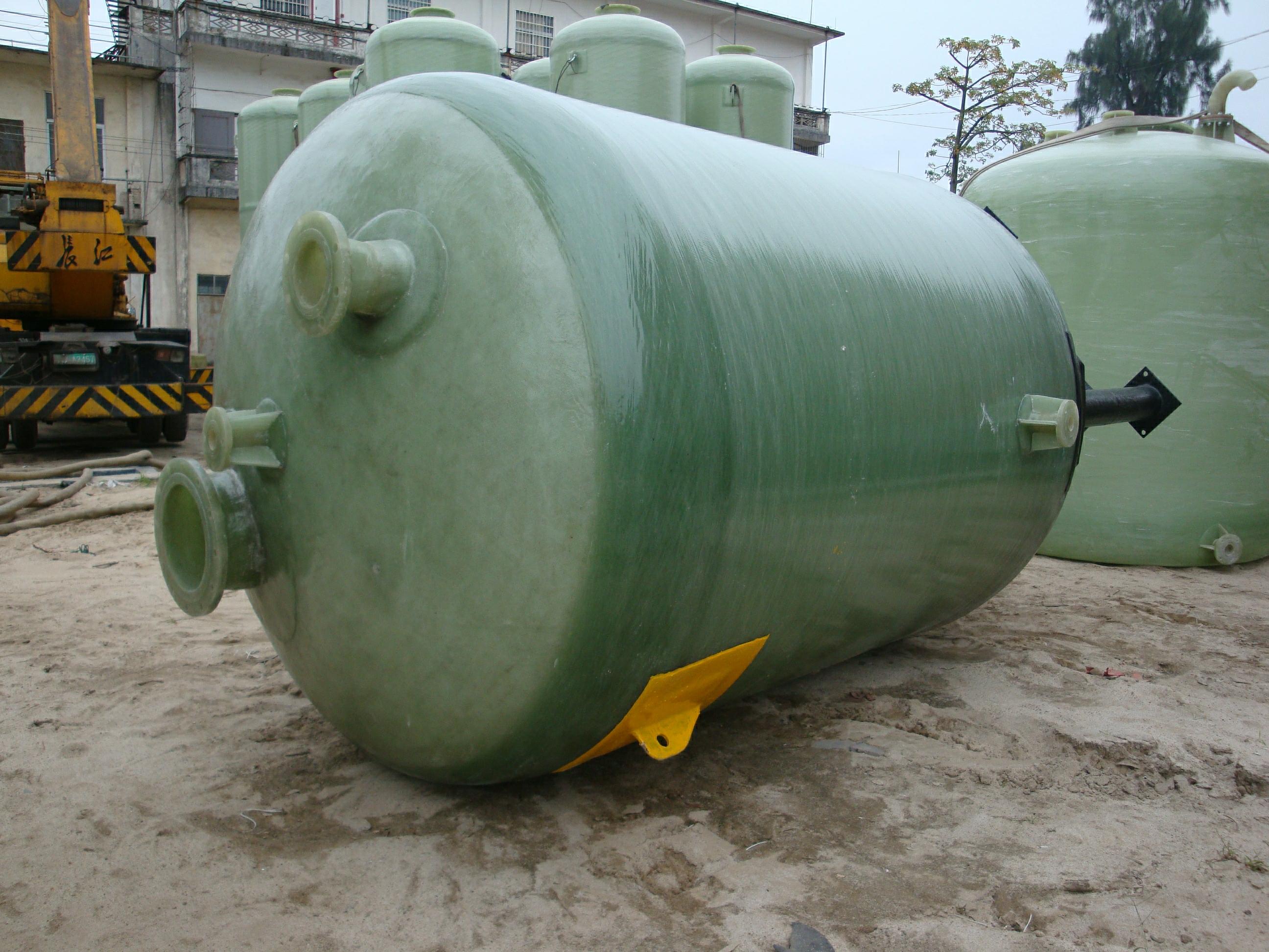 深圳玻璃钢罐厂家图片