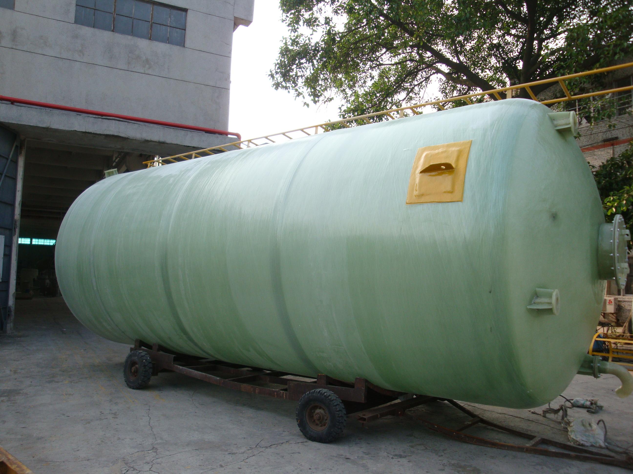 玻璃钢硫酸罐 赣州_化工设备供应信息_中国五金商机网!图片