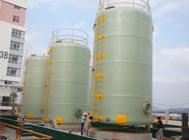 广东化工基地玻璃钢碱罐