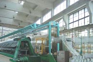意大利Vetroresina公司纤维缠绕设备生产线