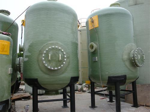 【广东玻璃钢废水罐】澳门污水处理公司选购固肽玻璃钢废水罐