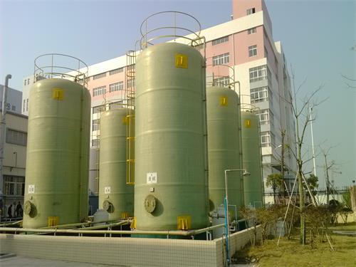 玻璃钢废水罐